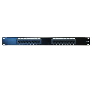 "19"" UTP Patch panel 16 port"