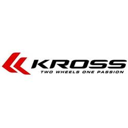 "2018 KROSS 27,5"" LEVEL 5.0 vel.18"" - graphite/burgundy/red matt"