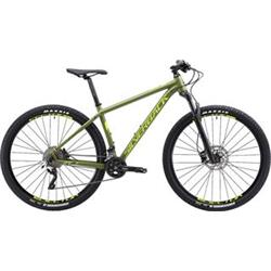 "29"" SILVERBACK 2019 Spectra Comp - 22""/XL - military green/ peridot lime/ sage green"