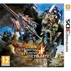 3DS Nintendo Monster Hunter 4 Ultimate