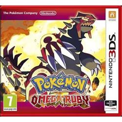 3DS Nintendo Pokemon Omega Ruby