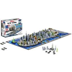 4D PUZZLE Cityscape Time panorama New York 840 dílků