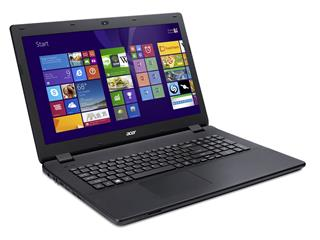 Acer Aspire ES17 Diamond Black (ES1-731G-P5CJ) (NX.MZTEC.004)