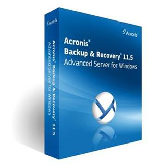 Acronis Backup for Windows Server (v11.5) incl. AAS ESD