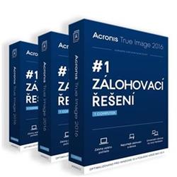 Acronis True Image 2016 - 1 Computer - Upgrade ESD CZ