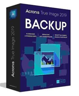 Acronis True Image 2019 CZ Box pro 5 PC (TI52L1LCZS)