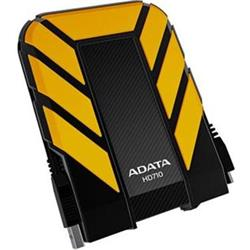 ADATA DashDrive Durable HD710 1TB žlutý (AHD710-1T