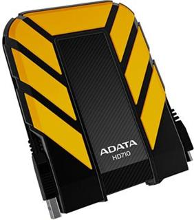 ADATA DashDrive Durable HD710 1TB žlutý