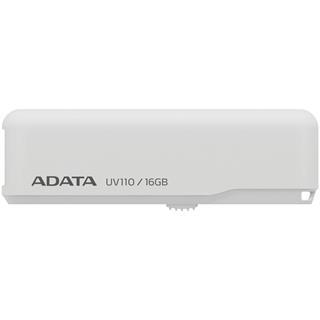 ADATA UV110 DashDrive 16GB bílý