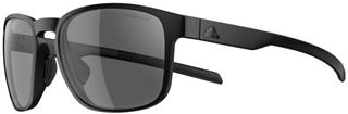 ADIDAS Eyewear PROTEAN - black matt - grey polarized