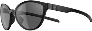 ADIDAS Eyewear TEMPEST - black matt - grey polarized