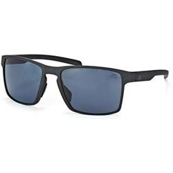 ADIDAS Eyewear WAYFINDER - black matt - grey polarized