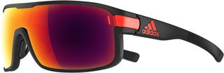 ADIDAS Eyewear ZONYK - Coal matt - Red mirror, vel. L