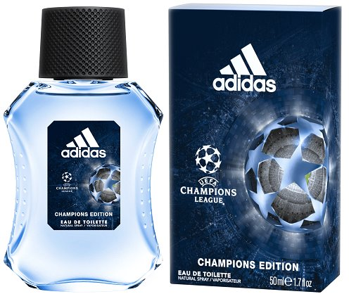 Adidas UEFA Champions League Champions Edition EdT 50ml
