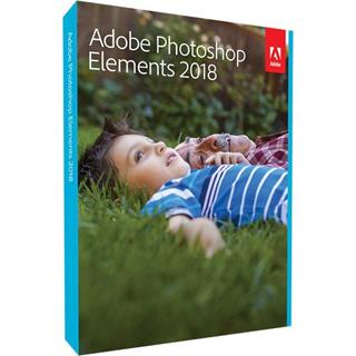 Adobe Photoshop Elements 2018 WIN CZ Box (65281999)