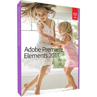 Adobe Premiere Elements 2018 WIN CZ Box (65282074)