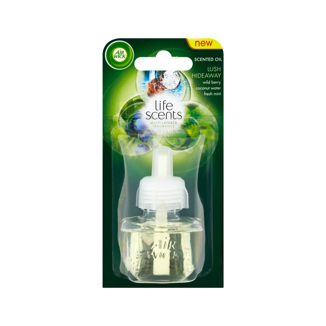 Air Wick Electric náplň Life Scents Svěží ostrov 19ml