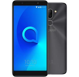 Alcatel 3X 5058I Metallic Black