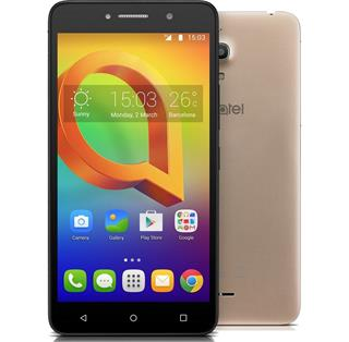 Alcatel 8050D A2 XL Metallic Gold