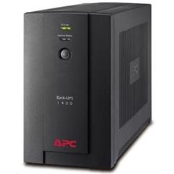 APC Back-UPS 1400VA, 230V, AVR, French Sockets.