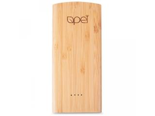 Apei Eco Bamboo 10000 Power Bank, dřevěná (bambus)