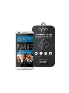 Apei Slim Round Glass Protector (0,3mm) pro HTC Desire 620 (displej)