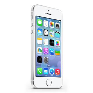 Apple iPhone 5S 16GB, stříbrný
