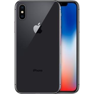 APPLE iPhone X 64GB,verze CZ,Space Grey (mqac2cn/a)
