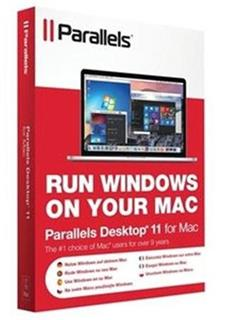 APPLE Parallels Desktop 11 for Mac (PDFM11L-BX2-EU)