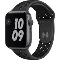 APPLE Watch Nike Series 6 44mm Space Gray Aluminium Case with Anthracite/Black Nike Sport Band - Regular