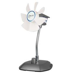 ARCTIC Breeze Silver USB Table Fan