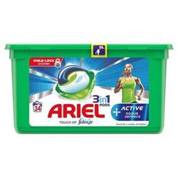 Ariel tablety 3 in 1 Active Odour Defence 3in1 Pods