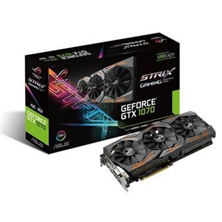 ASUS GeForce GTX 1070 ROG STRIX-GTX1070-O8G-GAMING
