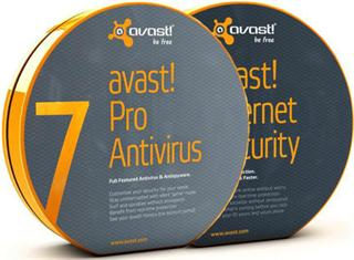 avast! Internet Security 3 lic. 2 roky