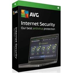 AVG Internet Security, 3 lic. 2 roky, nová licence, elektronicky
