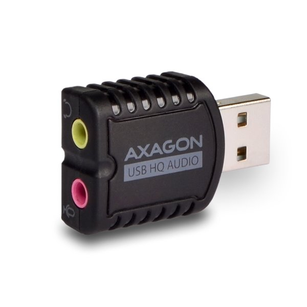 AXAGON ADA-17 USB - HQ MINI audio