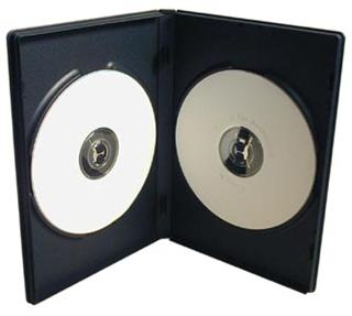 Box na 2 CD/DVD