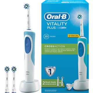 Braun Oral-B VITALITY PLUS CROSS ACTION