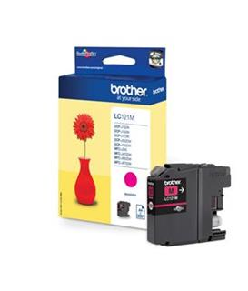 Brother LC-121M, magenta