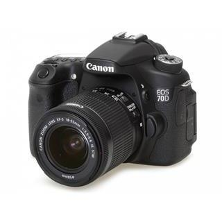 Canon EOS 70D + EF18-135 IS STM