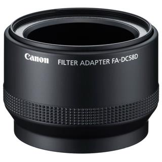 Canon FA-DC58D adaptér na filtry