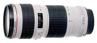 Canon objektiv EF 70-200mm f/4.0 L IS USM Zoom