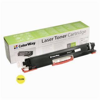 ColorWay kompatibilní toner pro HP CE312A/ žlutý/ 1000 str.