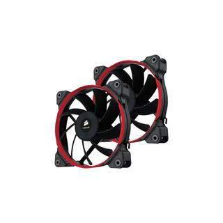Corsair Air Series AF120 Quiet Edition High Airflow 120mm Fan Twin Pack