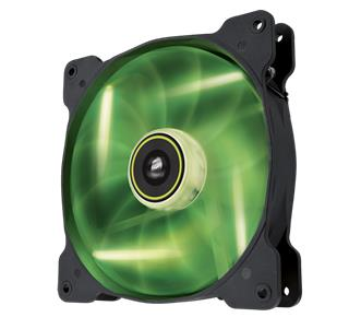 Corsair Air Series SP140 LED Green