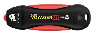Corsair Flash Voyager GT USB3.0 256GB, 230/160MB/s, gumový povrch