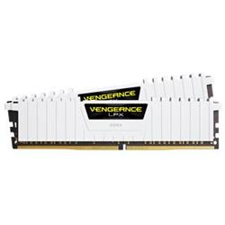 Corsair Vengeance LPX  DDR4 16GB (2x8GB) 3000MHz CL15 White