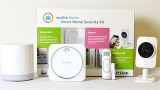 D-LINK mydlink Home Security Starter Kit (DCH-107KT)