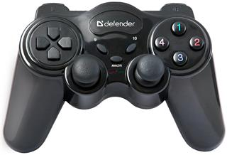 Defender GAME MASTER WIRELESS