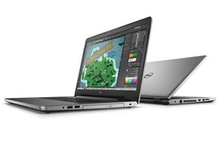 DELL Inspiron 17 5000 Touch (TN2-5758-N2-712S-Silver)